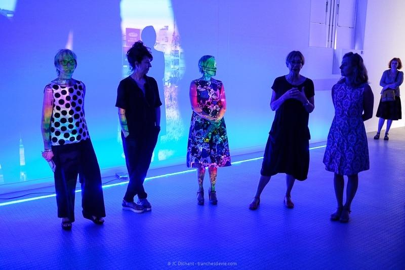 Tryema 2 et Arts en Scènes pour le Week end performances - Galerie Municipale de Vitry sur Seine
