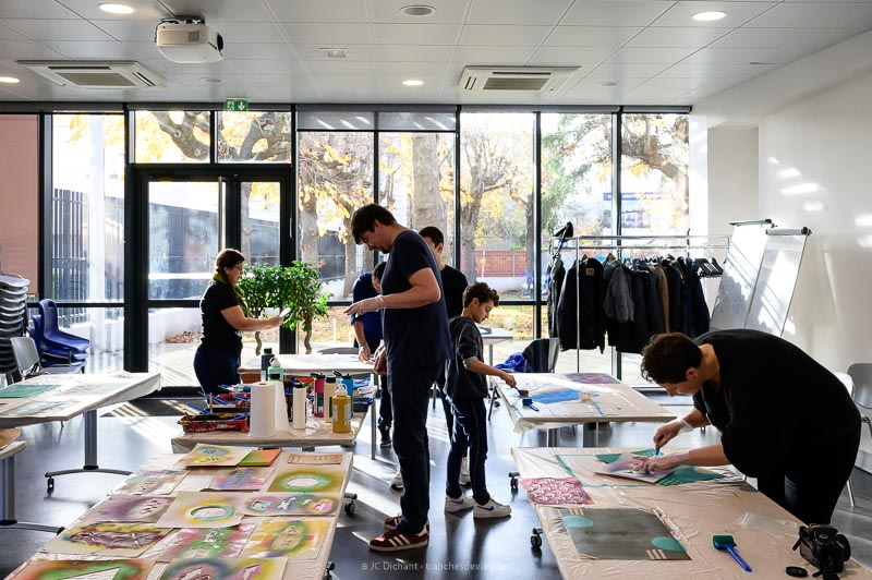 Atelier Street Art Champigny sur Marne