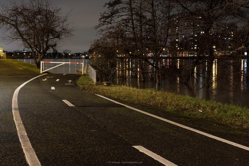 Crue de la Seine à Vitry sur Seine - Janvier 2018