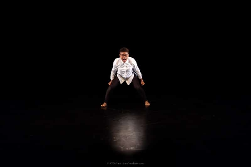 Renaissance solo autobiographique de Fabiola Velonjara / Cie Dans6t - ateliers Hip Hop