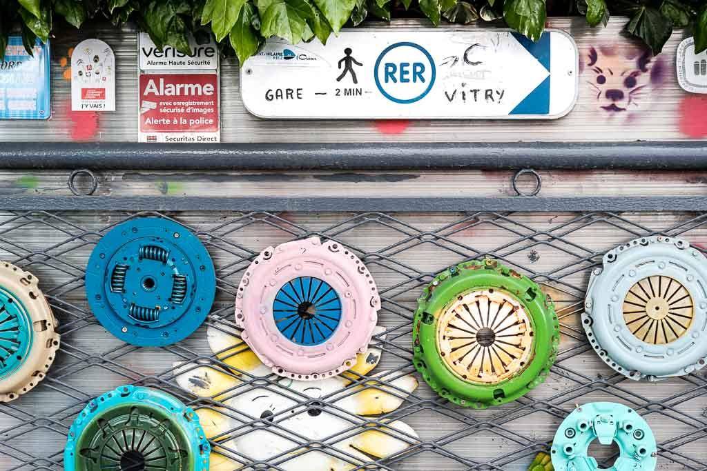 1Décor mural urbain à Vitry sur Seine