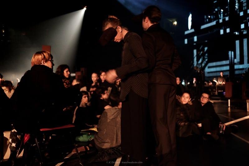 Dédalophonie par l'Emoi Sonneur au Thêatre Théâtre Jean Vilar de Vitry sur Seine