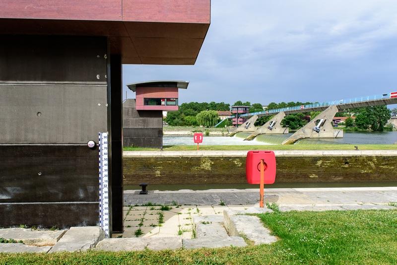 L'écluse de Vitry sur Seine au port à l'anglais
