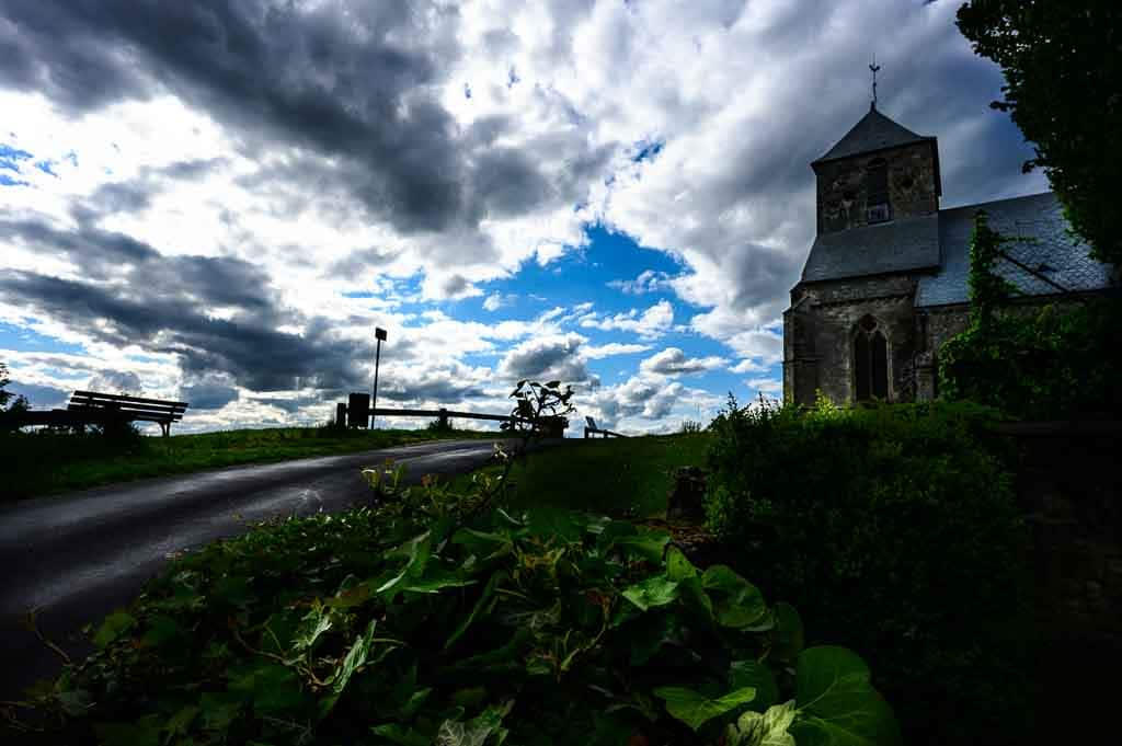 21/52 - église Notre-Dame de bonne garde - Dun-haut (55)