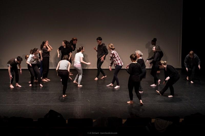 Masterclass Jazz - Semaine de la Danse 2018 à Vitry sur Seine