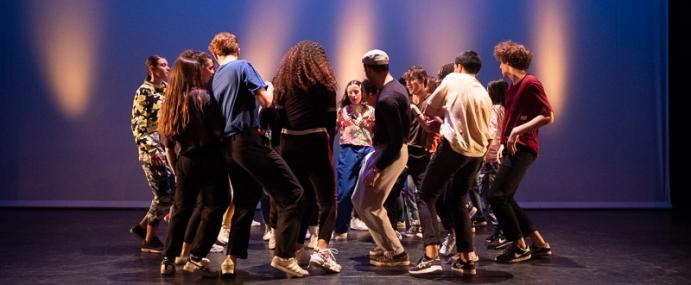 Semaine de la danse 2019 – EMA de Vitry sur Seine – soirée Hip Hop