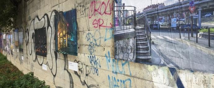 Exposition photo /// Quand on arrive en ville /// à Vitry sur Seine – Festival Mur/Murs 2017