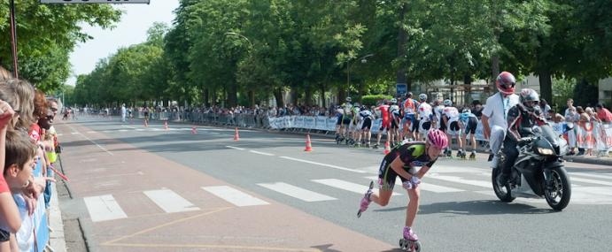 Inline Roller Marathon – Dijon 2011