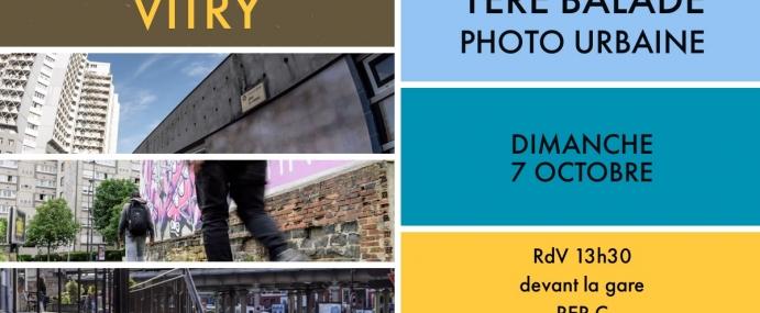 Premier Instameet Vitry sur Seine, une balade photo urbaine et des rencontres