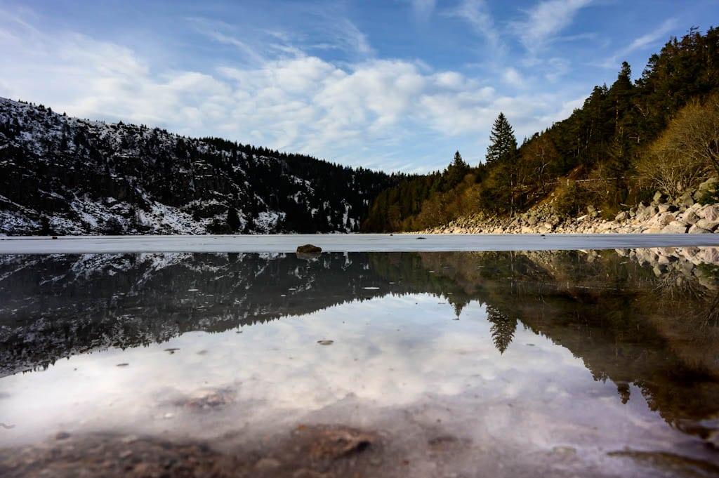 07/52 - Ceci est la nature - Lac blanc / Vosges