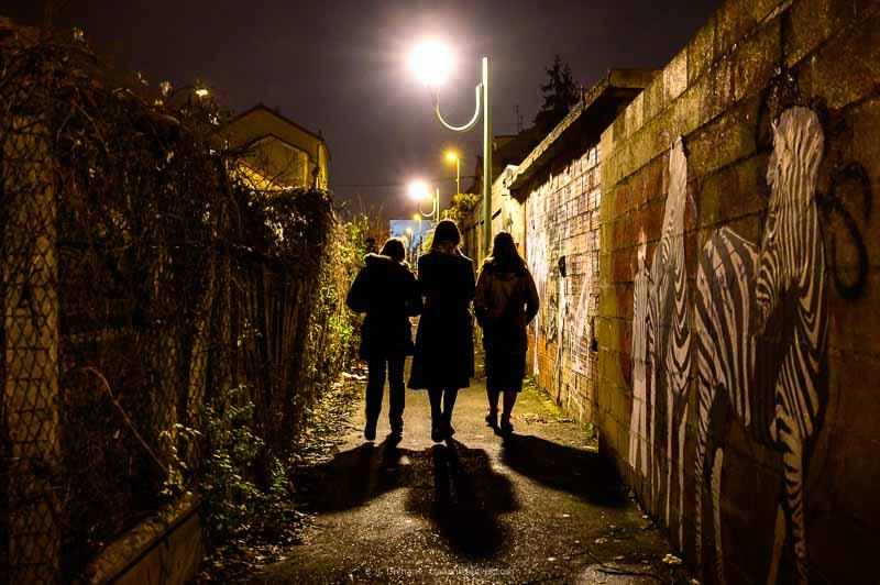 Projet 365 - 01/52 - Les gens du soir - Vitry sur Seine