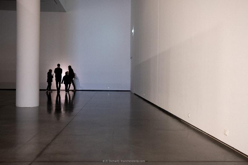 10/52– Les gens du musée - MacVal Vitry sur Seine