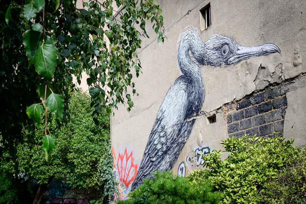 La nature en ville à Vitry sur Seine