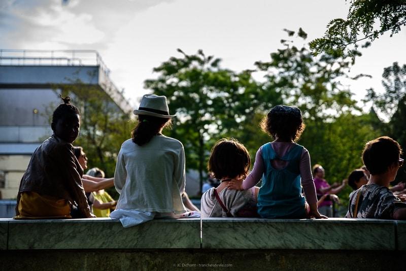 21/52 - We are dancing au Mac Val de Vitry sur Seine.