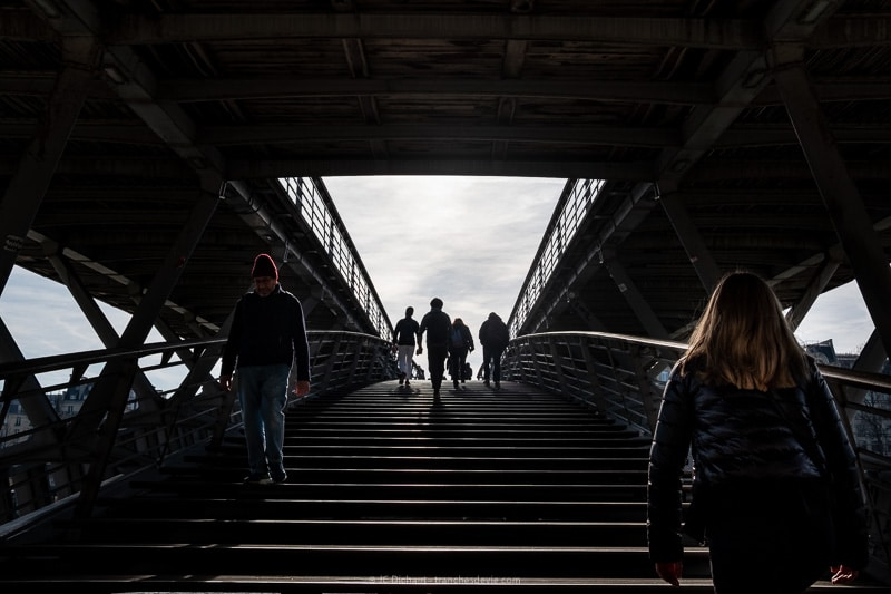Sous les ponts de Paris - photo Jean-Christophe Dichant