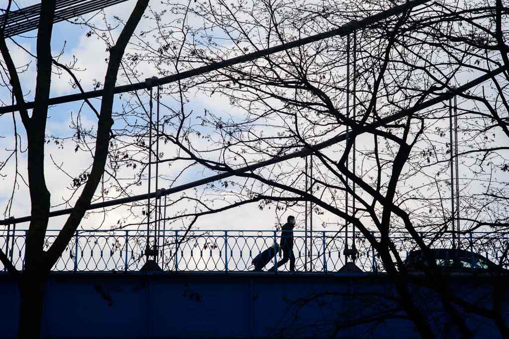 16/52 - Partir ailleurs ... - Pont du Port à l'Anglais - Vitry sur Seine (94)