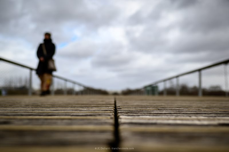 08/52 – Rêver - Passerelle Simone de Beauvoir - Paris