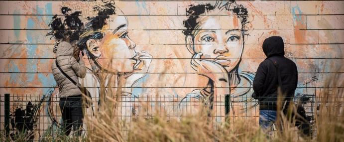 Photographier le Street Art à Vitry sur Seine – des photos de l'atelier du 4 mars 2017