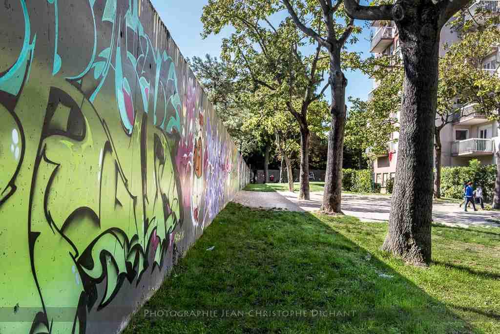 Photographie Street Art par Jean-Christophe Dichant