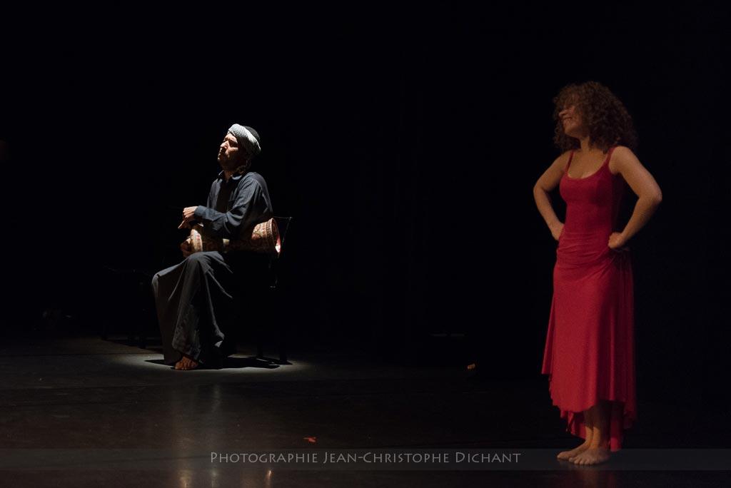 Spectacle de danse des EMA au théâtre Jean Vilar - Vitry sur Seine