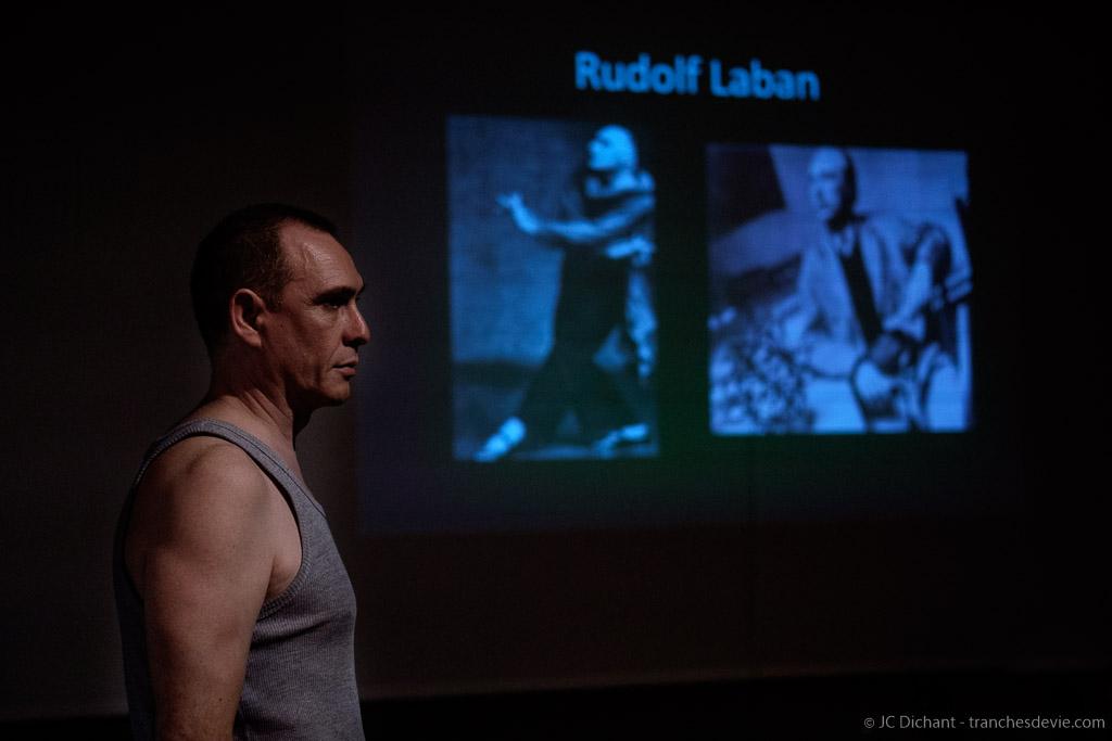 Der Titan de Rudolf Laban aux EMA de Vitry sur Seine