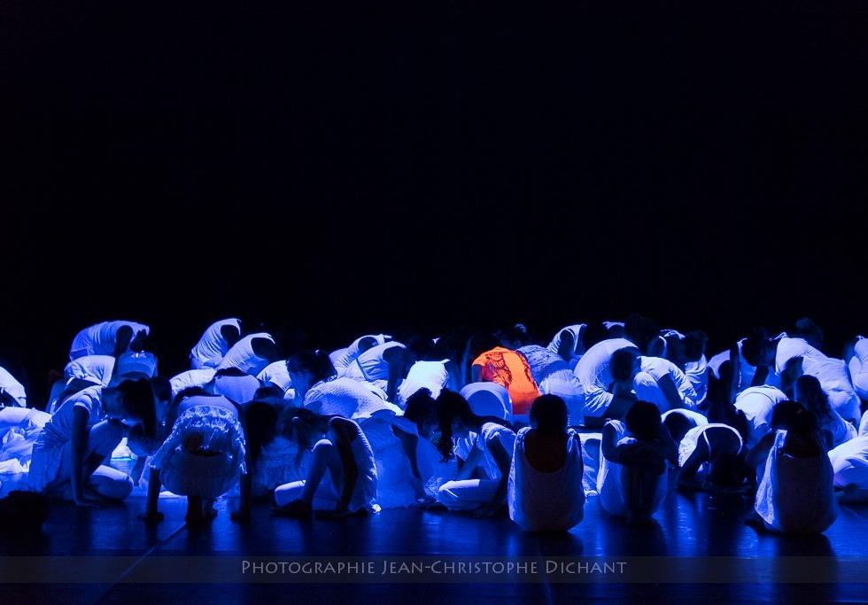 Danse au théâtre Jean Vilar de Vitry sur Seine