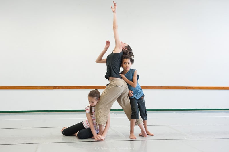 Photos de danse par Jean-Christophe Dichant Photographe