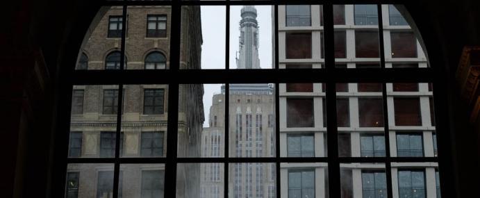 Visiter New-York – une histoire d'architecture