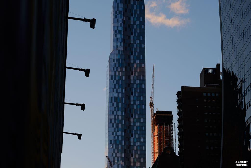 Visiter New-York - une histoire d'architecture