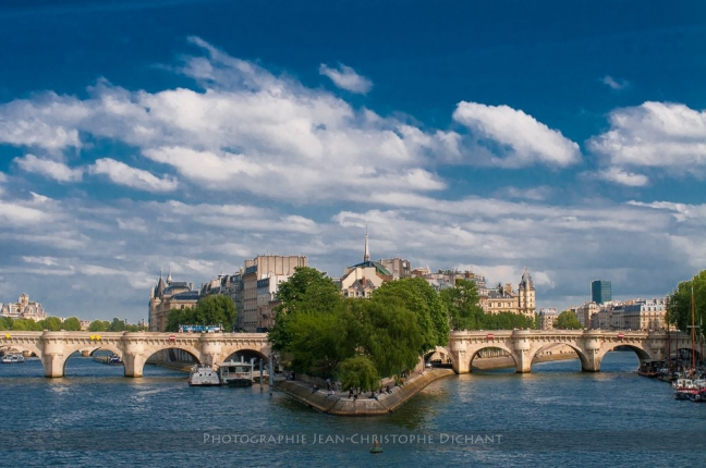 Photo de Paris Jean-Christophe Dichant