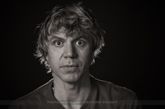 Photos de portraits Jean-Christophe Dichant