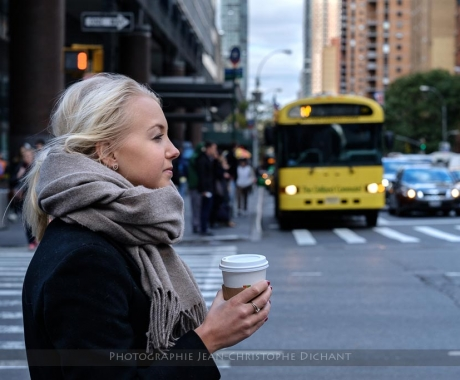New-York – Portraits