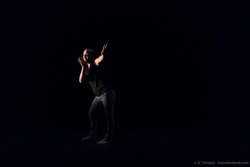 Bouziane Bouteldja – Semaine de la Danse 2017 – EMA Vitry sur Seine