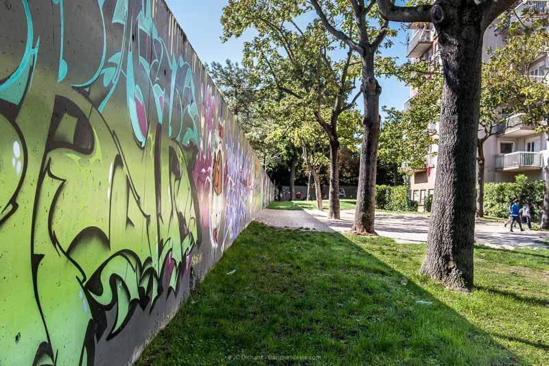 Photos urbaines et cultures urbaines par Jean-Christophe Dichant à Vitry sur Seine
