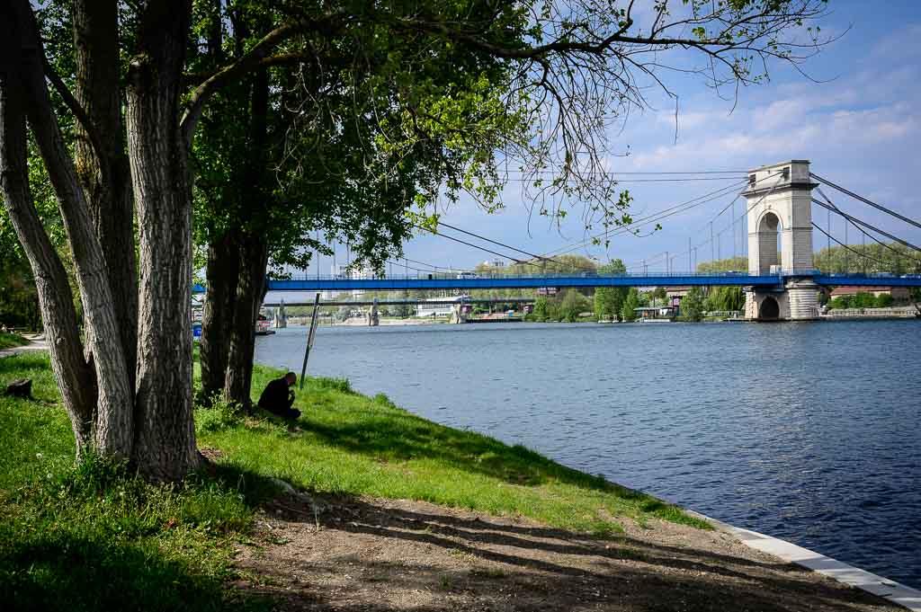 18/52 - Bords de Seine - Vitry sur Seine (94)