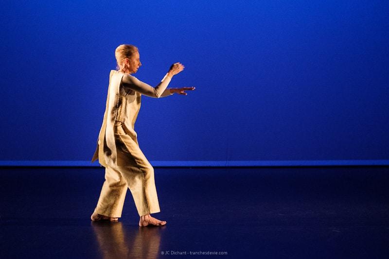 Nicole Piazzon - solo Suzanne Buirge - EMA Vitry sur Seine - Semaine de la danse 2019