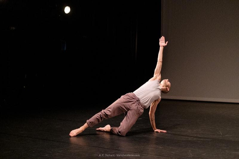 Valentin Meriot - solo - EMA Vitry sur Seine - Semaine de la danse 2019