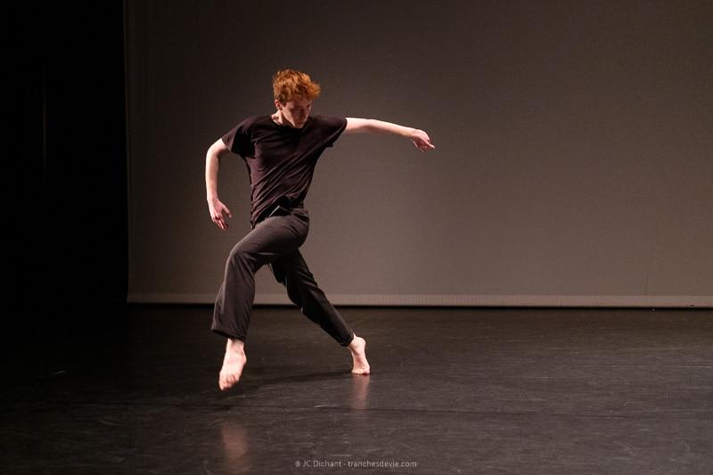 Vincent Kessler - solo - EMA Vitry sur Seine - Semaine de la danse 2019