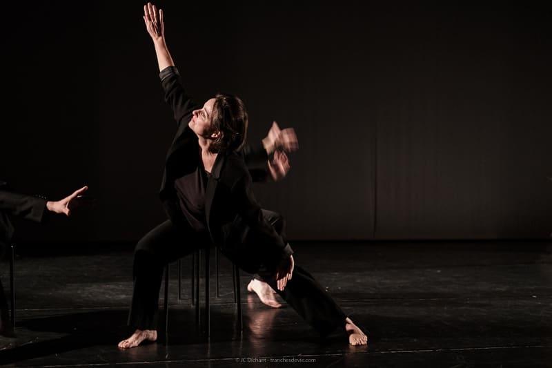 Soirée Haïku, des mots, des mots, des mots - Semaine de la Danse 2018 à Vitry sur Seine