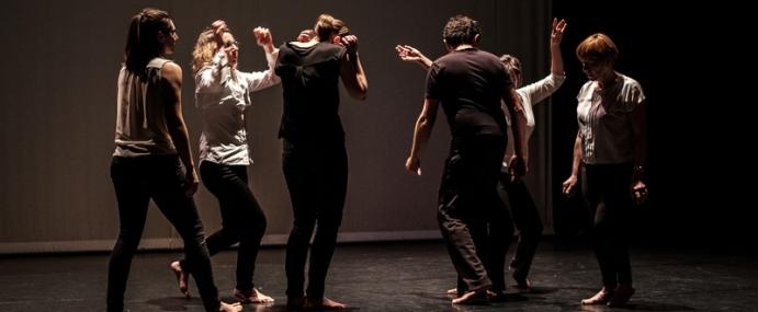 Semaine de la Danse 2018 à Vitry sur Seine – Soirée Haïku, des mots, des mots, des mots