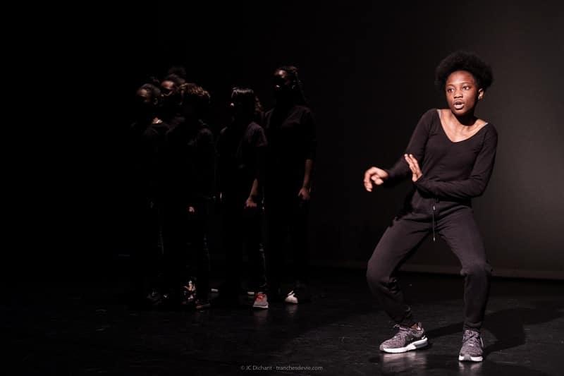 Des moments de danse, soirée Hip hop - Semaine de la danse 2018 à Vitry sur Seine