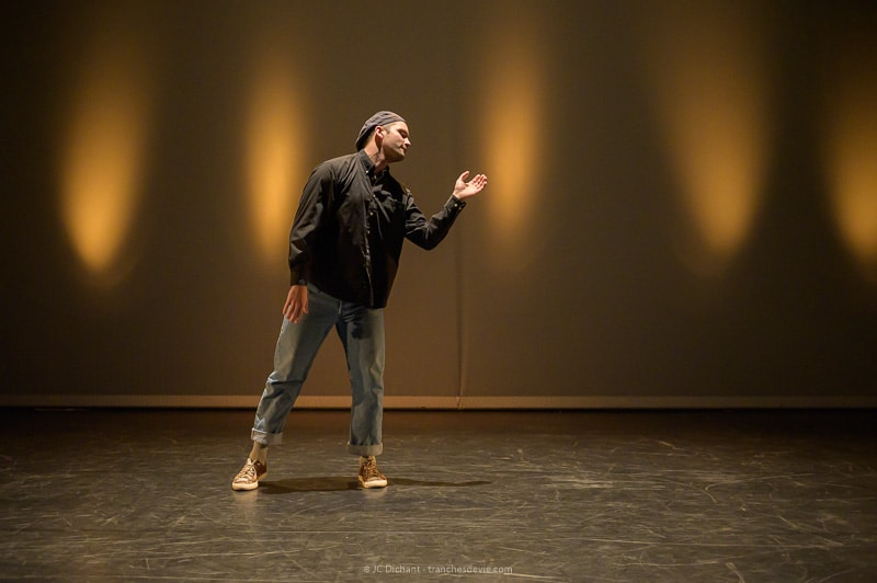 Le solo Hip Hop de Gaétan Bazin