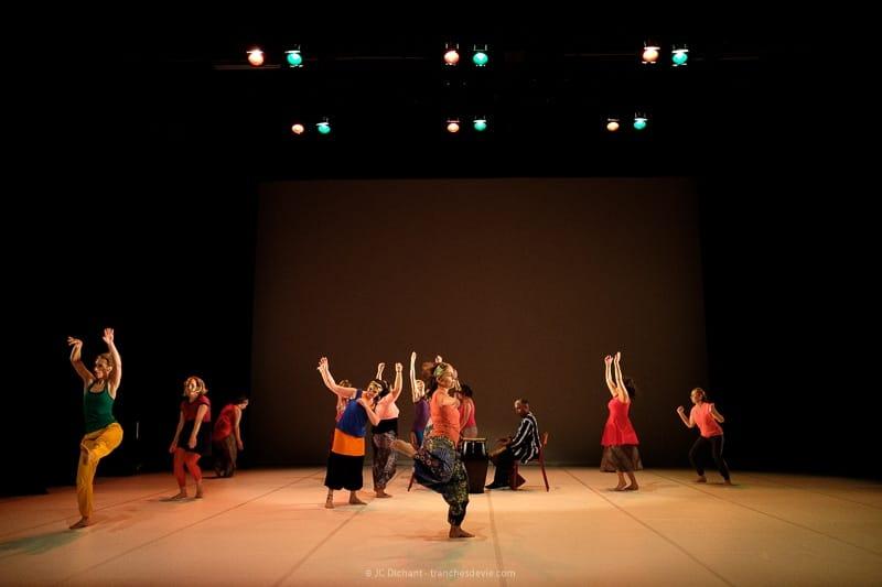 Allant vers et contretemps - le surréalisme et la danse à Vitry sur Seine
