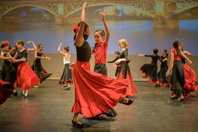 cours de flamenco à Vitry sur Seine avec Pascale Pineda