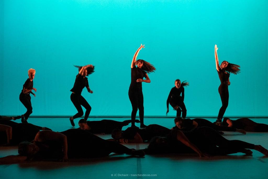 """Spectacle de danse """"Méditerranée"""" par les EMA de Vitry sur Seine au théâtre Jean Vilar - Juin 2019"""
