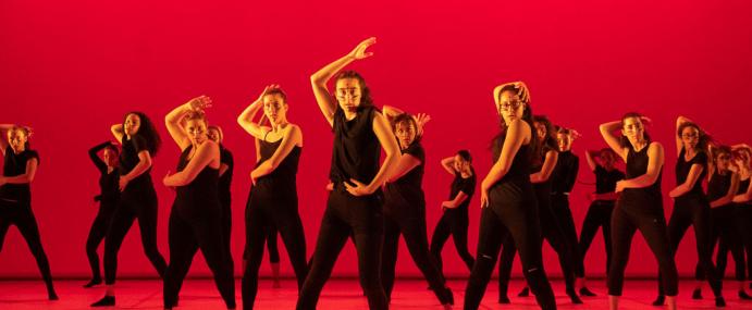 Spectacle de danse «Méditerranée» par les EMA de Vitry sur Seine au théâtre Jean Vilar