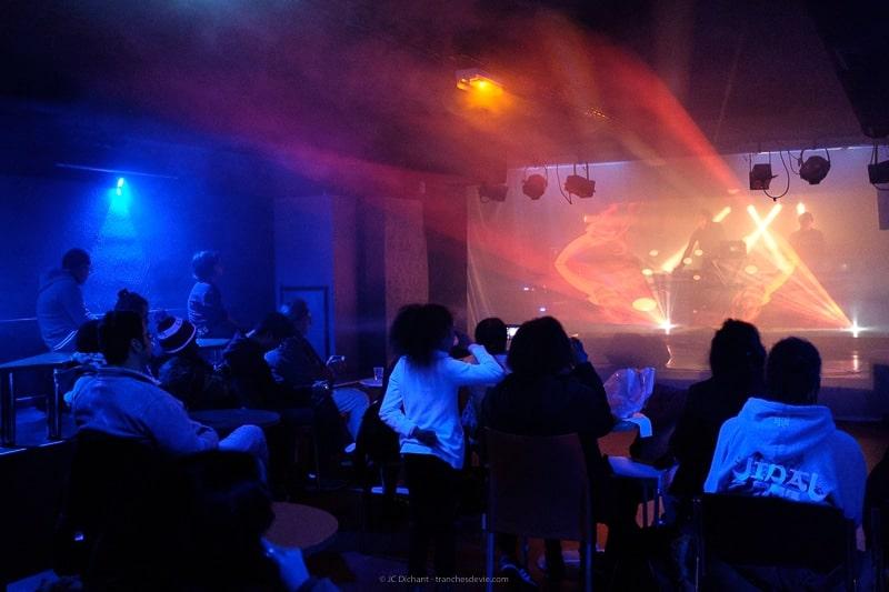 Performance TimeCode au Sub de Vitry sur Seine le 26 janvier avec Michel Aguilera et Manu Sutty