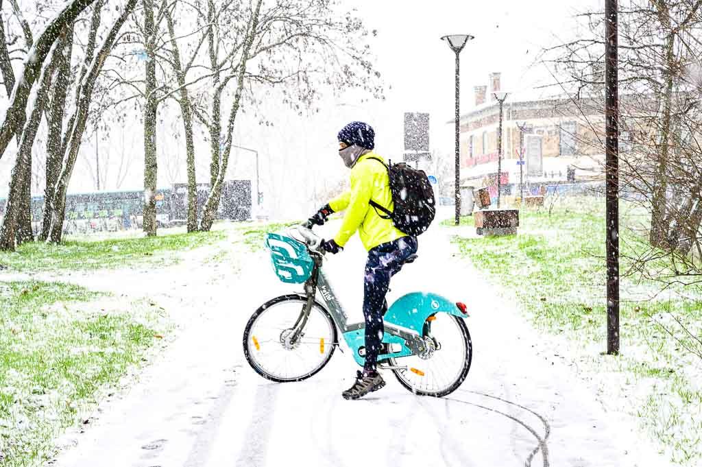 03/52 - Blanc comme neige (quais de Seine - Vitry-sur-Seine)