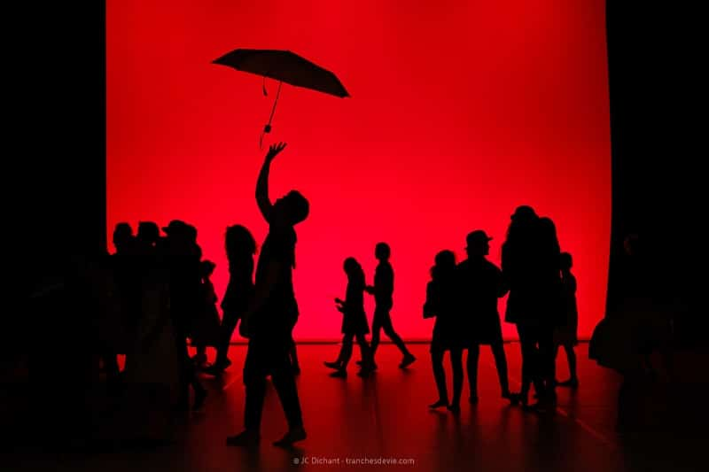 spectacle Vis, aime, rencontre, entrez dans la danse avec les EMA de Vitry sur Seine au théâtre Jean Vilar