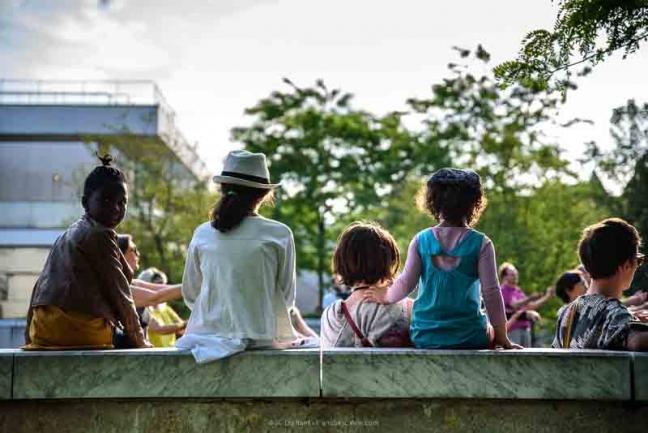 Exposition photo à Vitry sur Seine par Jean-Christophe Dichant